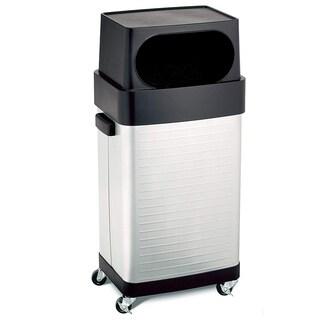 17-Gallon UltraHD Wheeled Trash Bin