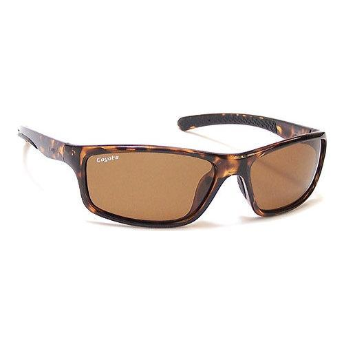 0d69ff392fa Coyote Eyewear Spark Performance Polarized Sunglasses Tortoise Brown - Free  Shipping Today - Overstock - 20555202