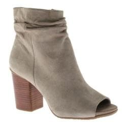 Women's Kenneth Cole Reaction Fridah Cool Bootie Taupe Microsuede