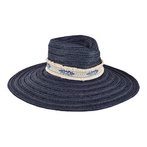 Women's San Diego Hat Company Paperbraid Floppy Hat PBL30...
