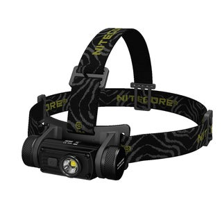 Nitecore HC60W Rechargeable Headlamp with Neutral White