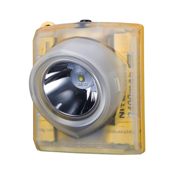 Nitecore EH1 Explosion-Poof Rechargeable Headlamp