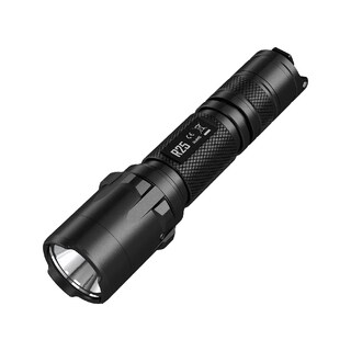 Nitecore R25 Rechargeable Tactical Flashlight Black