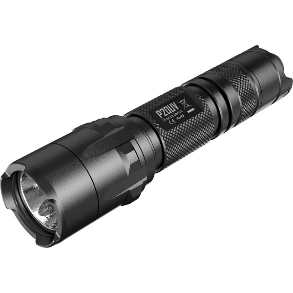 Nitecore P20UV Precise Flashlight Black