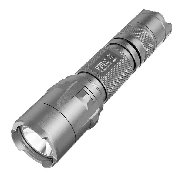 Nitecore P20 LED Flashlight Black