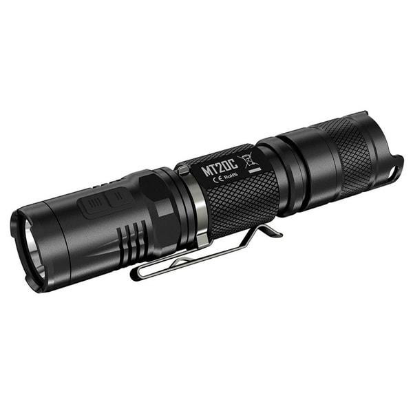 Nitecore MT20C Flashlight Black