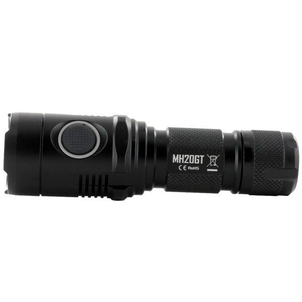 Nitecore MH20GT Flashlight Black