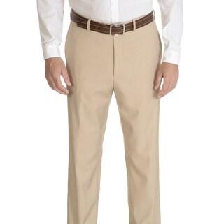 Caravelli Collezione Men's 'Superior 150' Beige Pants