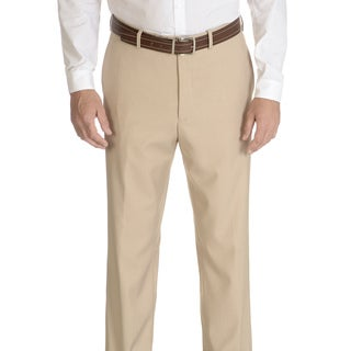 Caravelli Collezione Men's 'Superior 150' Beige Pants (More options available)