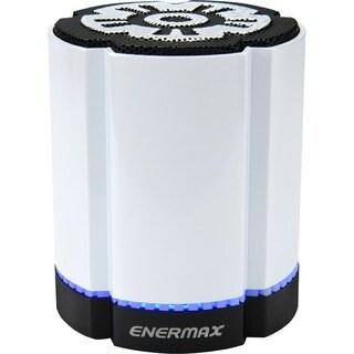 Enermax STEREOSGL EAS02S-W Speaker System - 4 W RMS - Wireless Speake