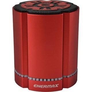 Enermax STEREOSGL EAS02S-R Speaker System - 4 W RMS - Wireless Speake