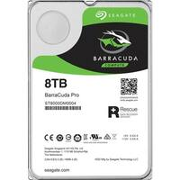 "Seagate Barracuda Pro ST8000DM0004 8 TB 3.5"" Internal Hard Drive - SA"