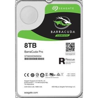 Seagate Barracuda Pro ST8000DM0004 8 TB Hard Drive - SATA (SATA/600)