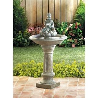Classic Buddha Enlightened Water Fountain