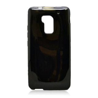 Insten Black TPU Rubber Candy Skin Case Cover For HTC One Max