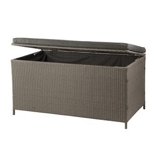 Tuck Wicker 20-cubic feet Deck Box