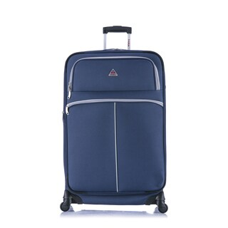 InUSA Roller-FI 28-Inch Lightweight Softside Spinner Suitcase (3 options available)