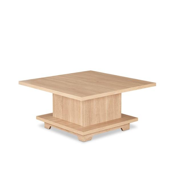 Pleasant Shop Acme Furniture Tally Weathered Oak Wood Coffee Table Machost Co Dining Chair Design Ideas Machostcouk