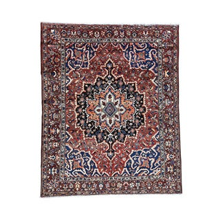 1800GetARug Bakhtiari Wool Semi-antique Persian Full-pile Rug (10'0x12'2)