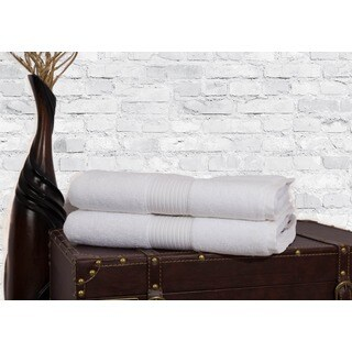 Somette Concierge Hotel Turkish Cotton Bath Sheet (Set of 2)