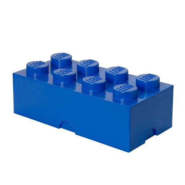 LEGO Storage Brick 8 Bright Blue