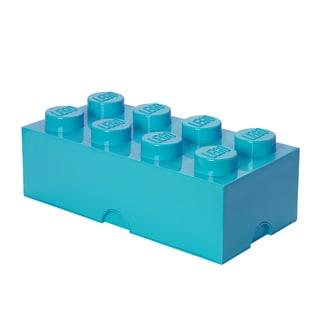LEGO Storage Brick 8 Medium Azur