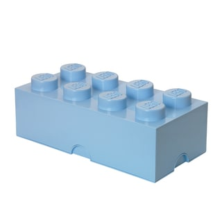 LEGO Storage Brick 8 Light Royal Blue