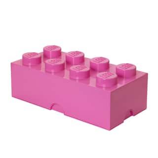 LEGO Storage Brick 8 Medium Pink|https://ak1.ostkcdn.com/images/products/15312869/P21779043.jpg?impolicy=medium