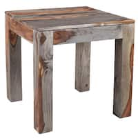 IDRIS-ACCENT TABLE-GREY