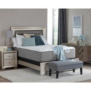 Spring Air Shelby Select Firm California King-size Mattress Set