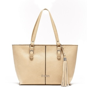 Carlos Falchi Luana East/West Shopper Tote Bag