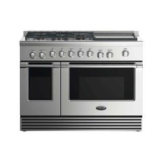 """DCS 48"""" Gas Range: 5 Burners With Griddle"""