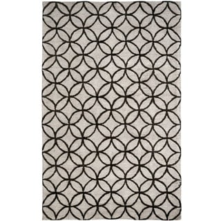Broadway Taupe/Ivory Area Rug (2x4)