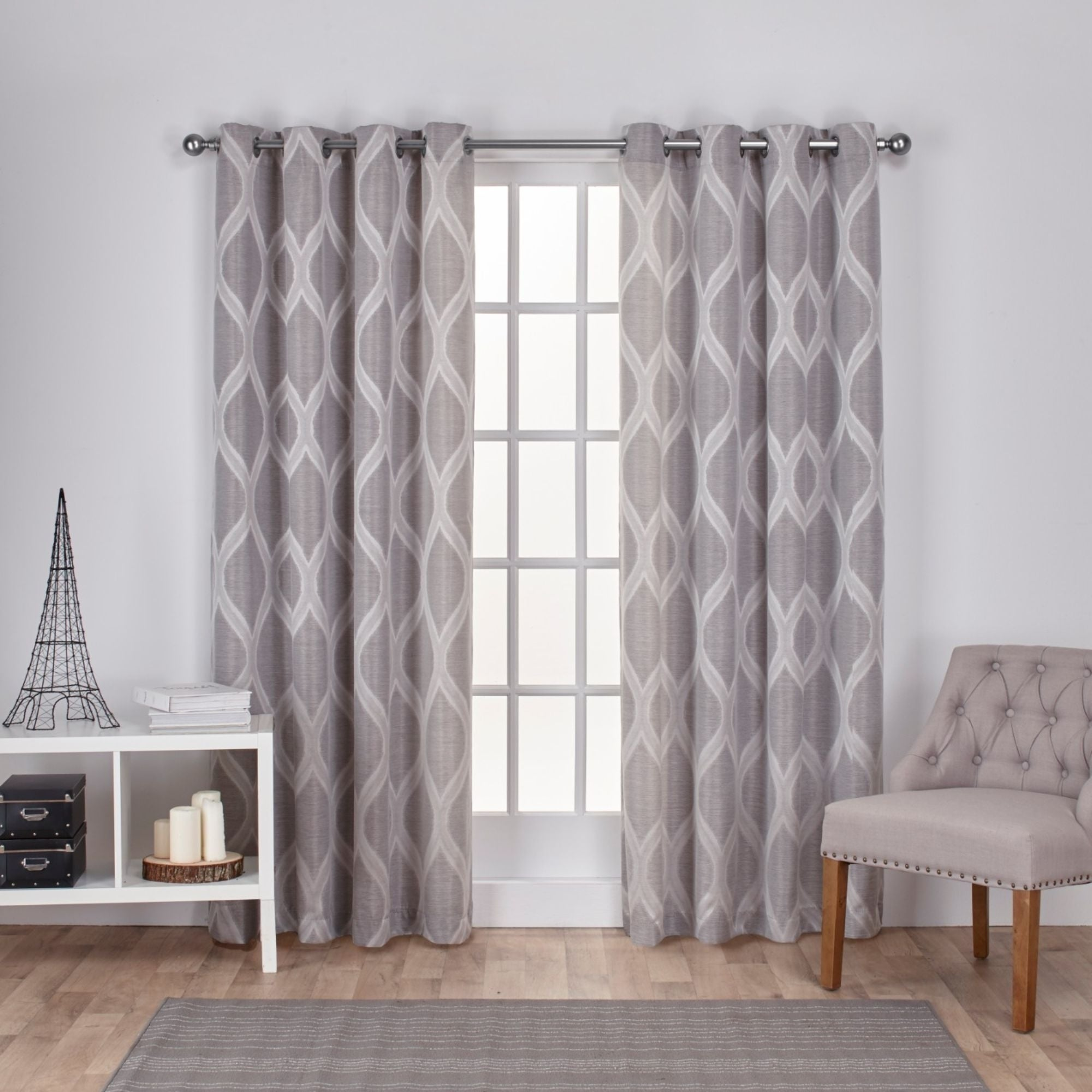 Buy 108 Inches Linen Curtains Drapes Online At Overstock