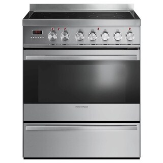 """Fisher & Paykel 30"""" Electric Range"""