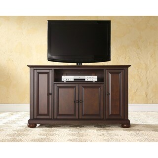 Alexandria Vintage Mahogany 48-inch TV Stand