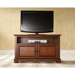 "Alexandria 42"" TV Stand in Classic Cherry"