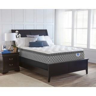 Spring Air Bailey Pillow Top King-size Mattress Set