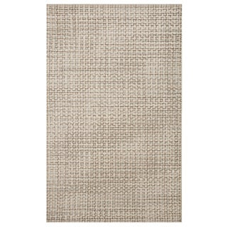ExCell Home Fashions Handmade Harrow Natural Wool/ Nylon Area Rug (8' x 10')