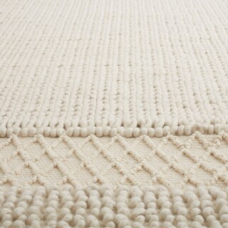 Excell Donegal Sweater Area Rug Natural