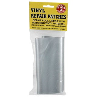 Boxer Adhesives Clear Vinyl Patching Material 20 gauge