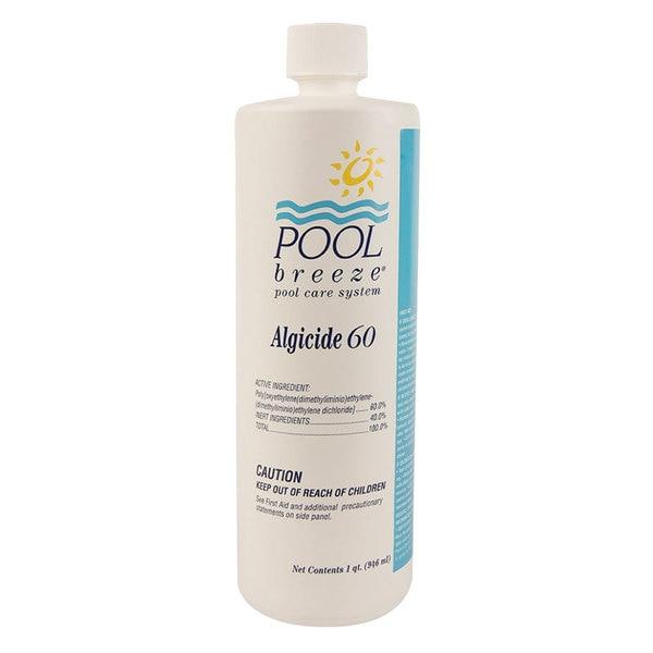 Pool Breeze Algicide 60 Swimming Pool Algaecide