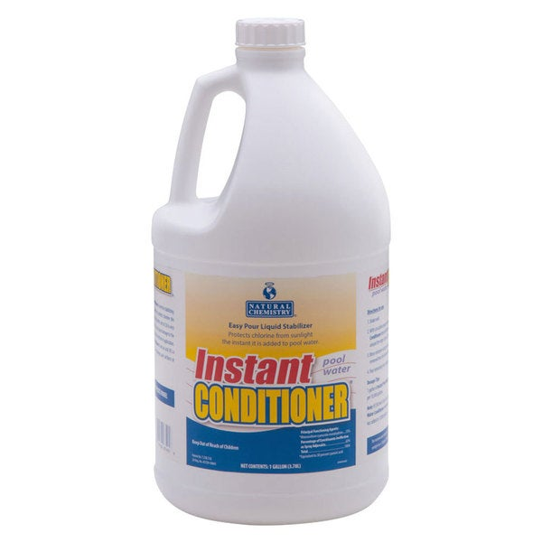 Natural Chemistry Instant Swimming Pool Water Conditioner