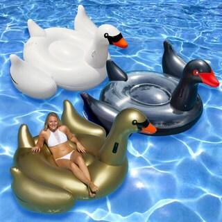 Swimline Giant Golden Goose Combo 3-Packs