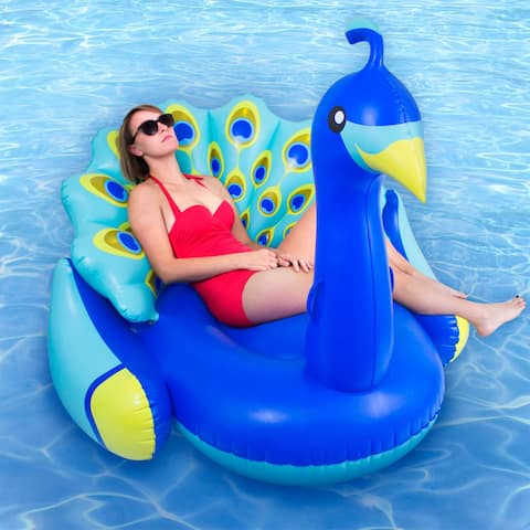 Swimline Giant Peacock Lounger for Swimming Pools