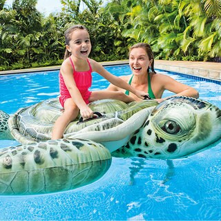 Intex Realistic Sea Turtle Ride On