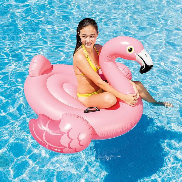 Intex Flamingo Ride On