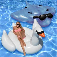 Giant Stingray and White Swan 2-Pack