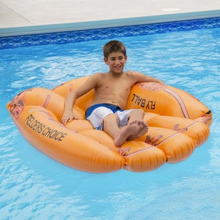 Ocean Blue Big League Swimming Pool Float