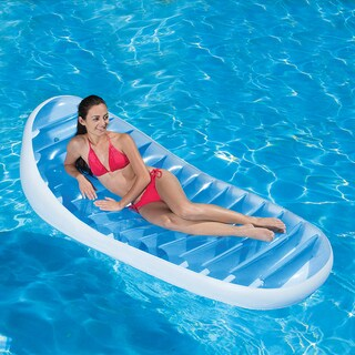 Poolmaster Contour Mattress Float for Swimming Pools